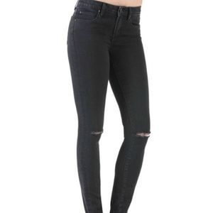 Articles of Society Black Distressed Jeans